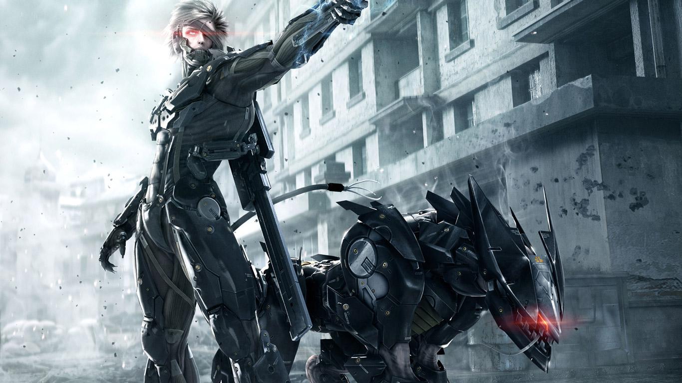 Metal Gear Rising: Revengeance – grafikai összehasonlítás