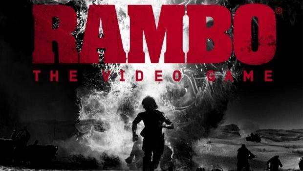 Egy újabb játékmenet videó a Rambo játékból