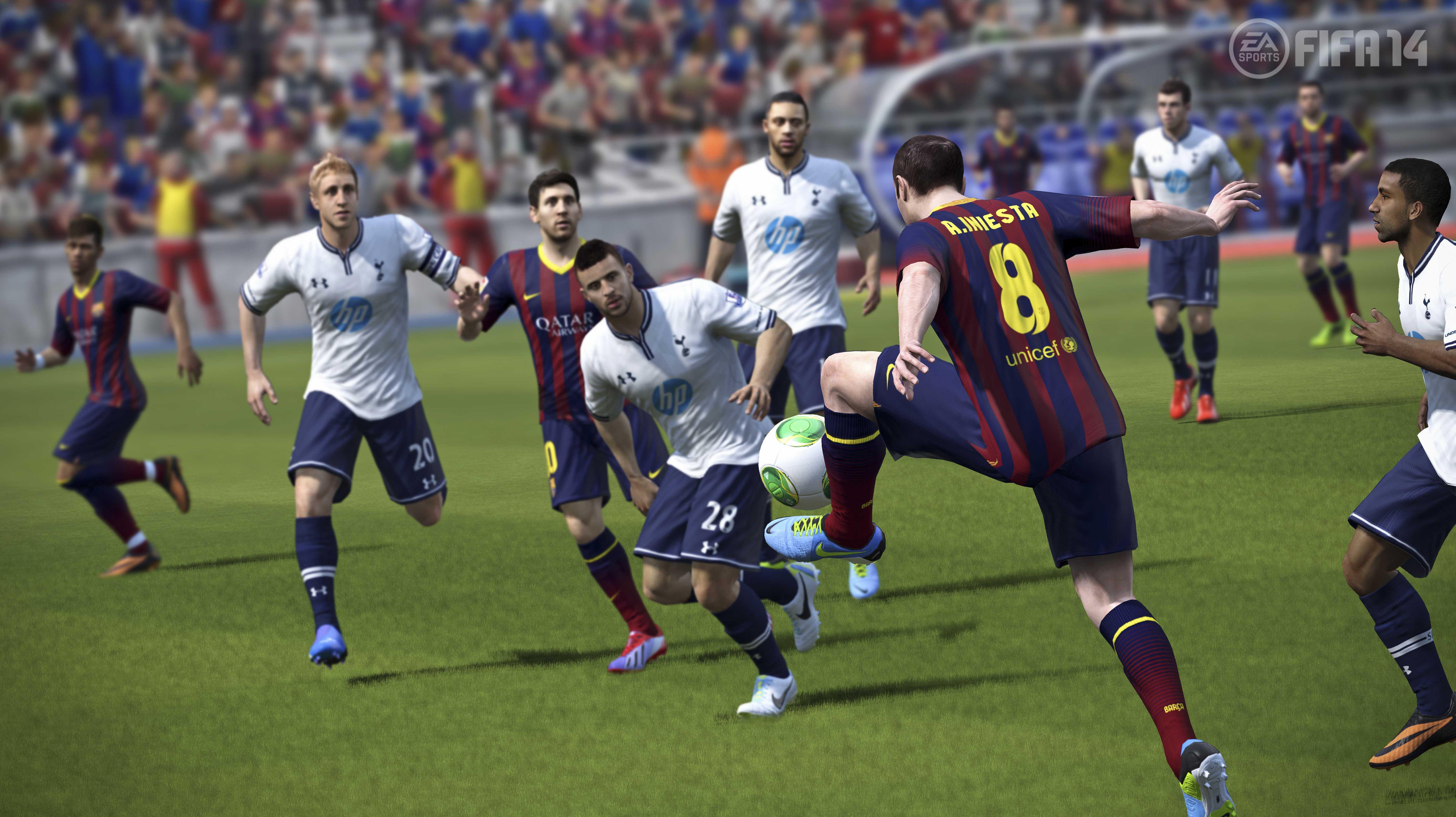 FIFA 14 next-gen: A hét góljai - december 1.