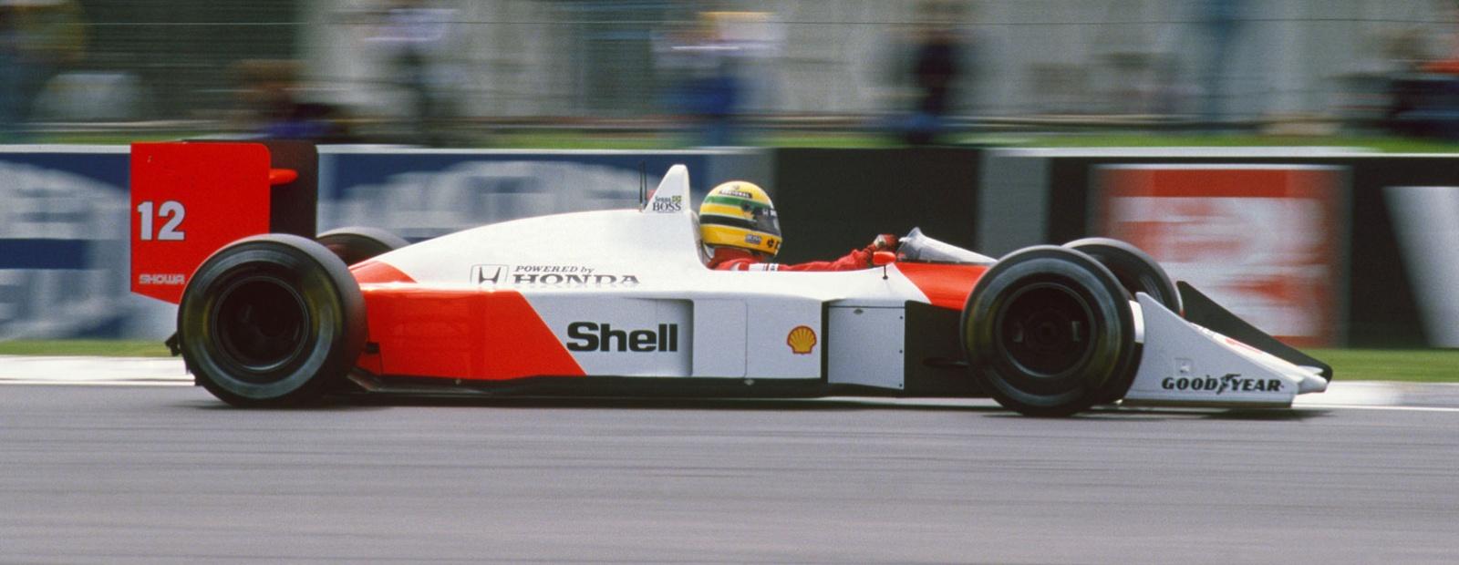 Nyereményjáték: Nyerd meg Ayrton Senna legendás modellautóját