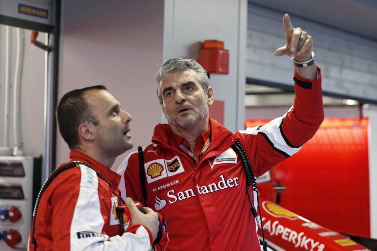 """A Ferrari: """"Kvyat? Hagyjuk... Kimi jobban is mehetett volna"""""""