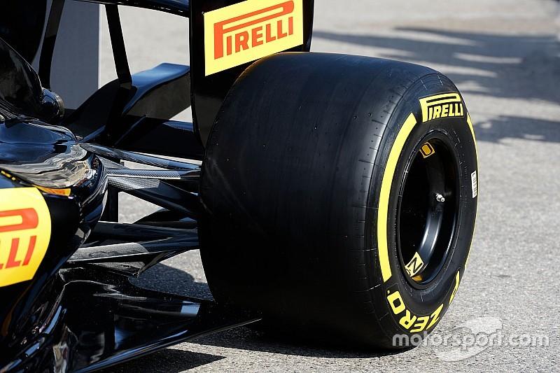 """Pirelli asegura que los neumáticos 2017 serán """"increíbles"""" para la F1"""