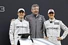 Rosberg nem szeretne jobb lenni, mint Schumacher!
