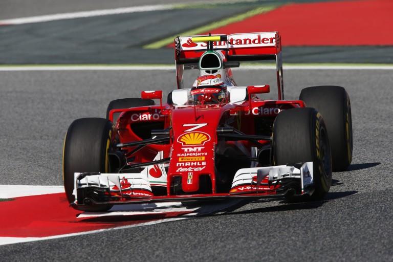 Raikkönen szerint jól áll a Ferrari Barcelonában és közelebb lehetnek a Mercedeshez
