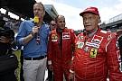 Lauda sejti, miért omlott össze a Ferrari