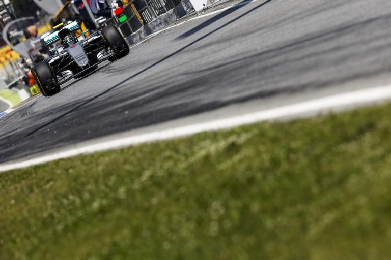 Mercedes: ennek semmi köze a 2014-es Belga Nagydíjhoz