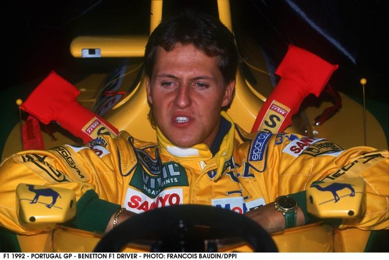 Könnyes szemekkel néztük: Schumacher 1992-ben Monacóban! Micsoda technika?!