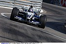 Montoya üldözi R. Schumachert az első helyért Monacóban: 5 percre megkapod a régi F1-et