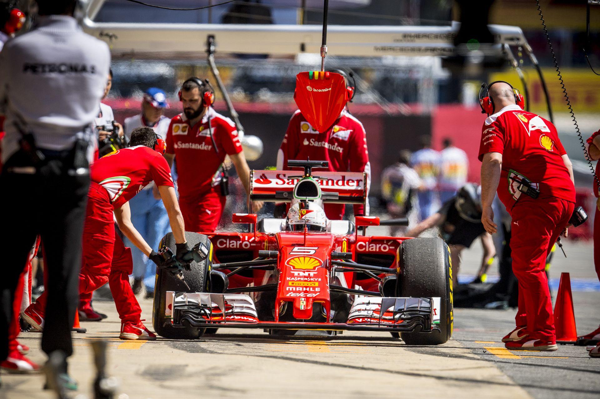 Hasonlóan a Red Bullhoz, Vettel is nagyon bízik a monacói futamban
