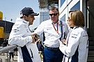 A Williams akarja fogni a gyeplőt, amikor a jövő évi versenyzőikről döntenek