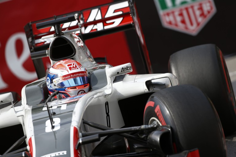 A Haas Racing a tesztek után újra erős pontszerző lehet a hercegségben!