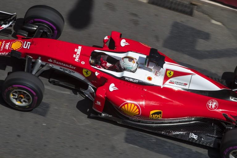 """A Ferrari megint csak vakít, jöhet a """"majd jövőre"""" szöveg?"""