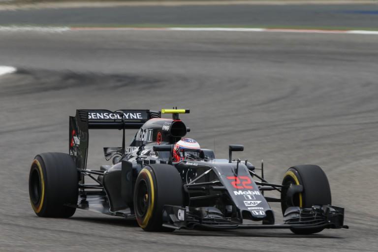 Button nagyon sajnálja a Bahreinben elszalasztott lehetőséget...