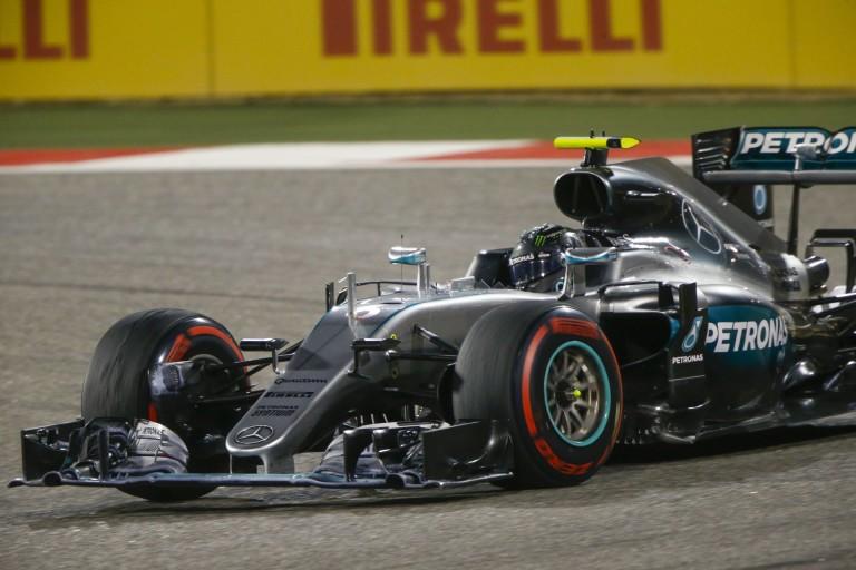 Gumistratégiák a Bahreini Nagydíjon: ezzel a taktikával nyert Rosberg