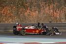 Menthetetlen Vettel motorja, amiben egy szelep adta meg magát