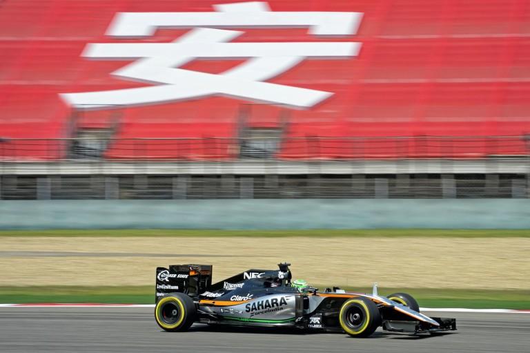 A Force India nem ért egyet Hülkenberg büntetésével: rossz volt a kerékanya, nem ők vétettek