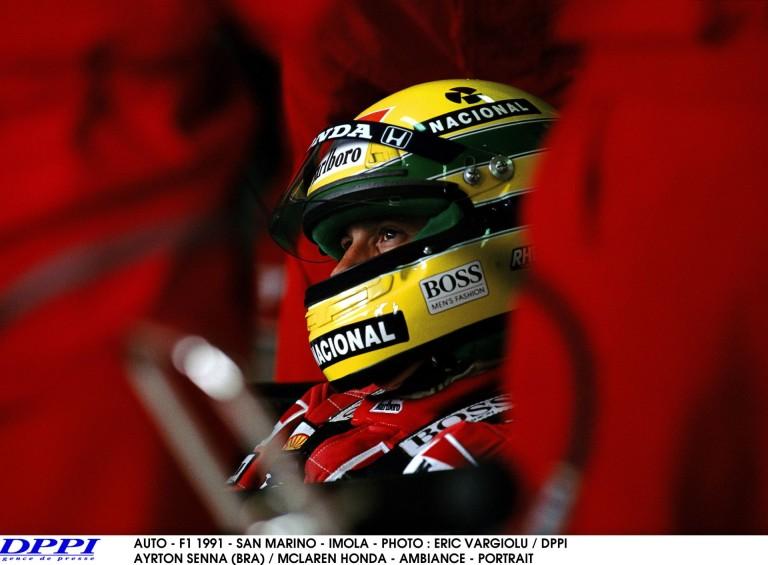 25 éve Ayrton Senna és a McLaren-Honda