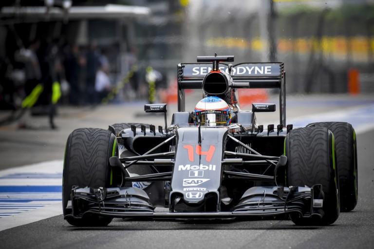 """Alonso: """"Még mindig hiszek a McLaren-Hondában"""""""