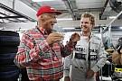 """Lauda: """"Rosberg hat verseny óta tökéletes és verhetetlen"""""""
