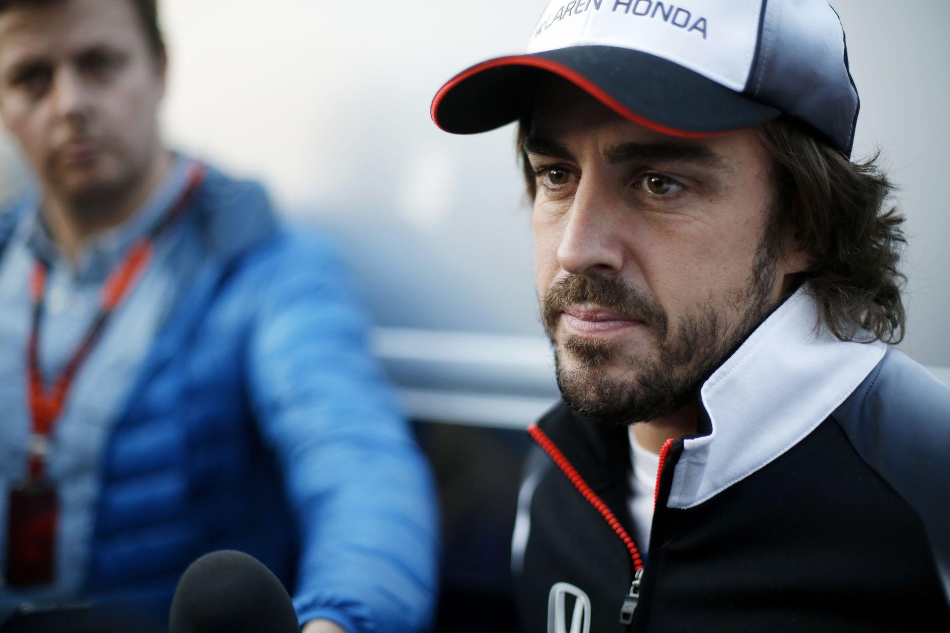 """Alonso: Már """"csak"""" a teljesítmény hiányzik a McLaren-Hondánál!"""