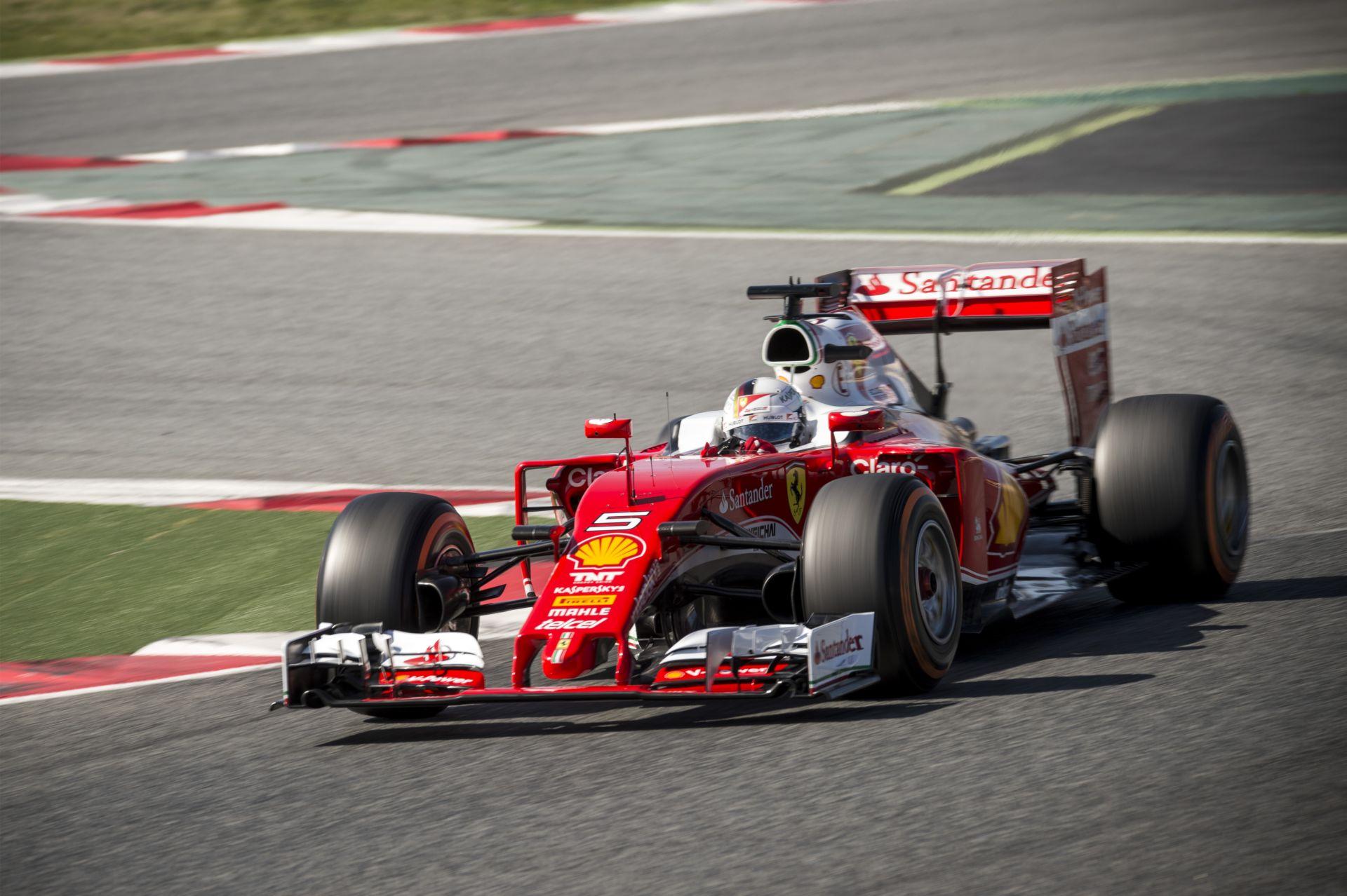 A Ferrari idén légüres térben versenyezhet a Forma-1-ben: se előtte, se mögötte