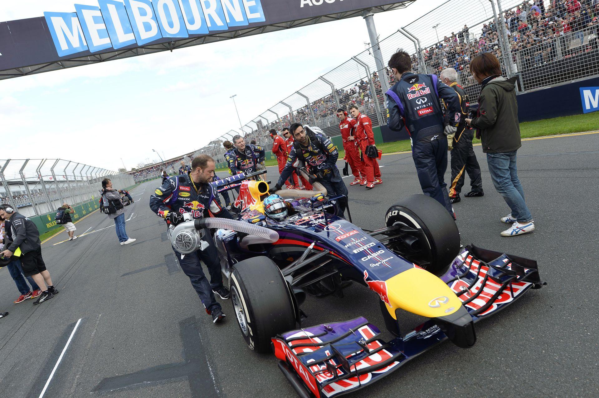 Ausztrál Nagydíj 2014: onboard összeállítások a versenyről