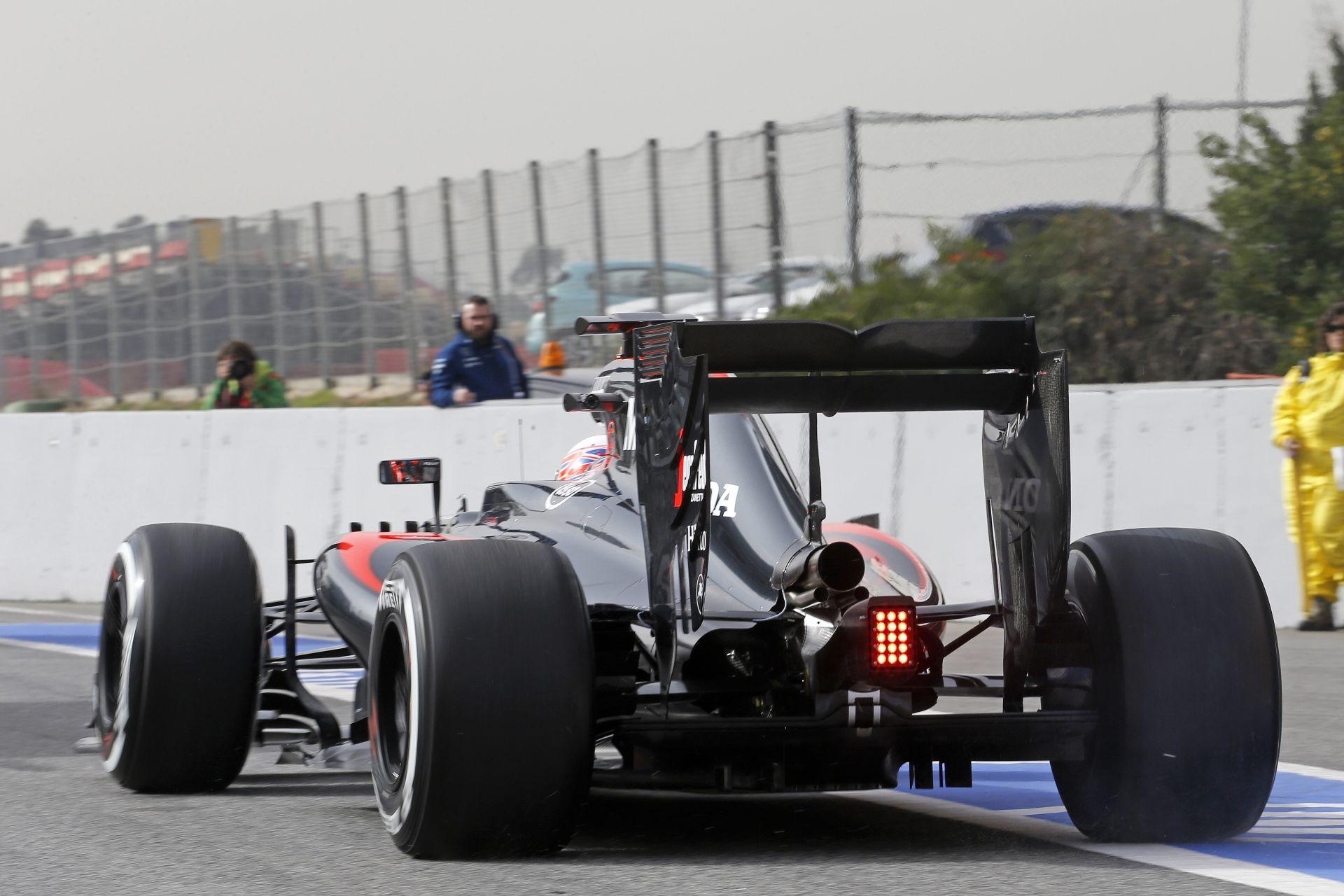 A McLaren elismerte, nem tudják pontosan, hol állnak a többiekhez képest