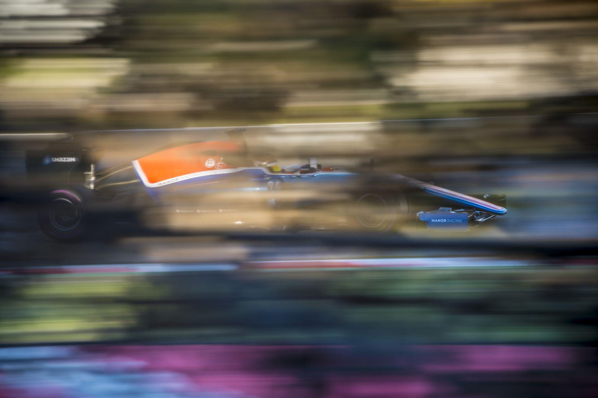 Wehrlein reméli, elég lesz egy első szárny: jobban izgult a DTM-ben, mint az F1 előtt