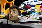 Ricciardo: Kicsit fura, amikor az időmérő még tart, de a versenyzők már nincsenek az autóban!