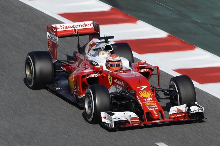 Raikkönen nagyon sajnálja, hogy megint kiesett a Ferrarival