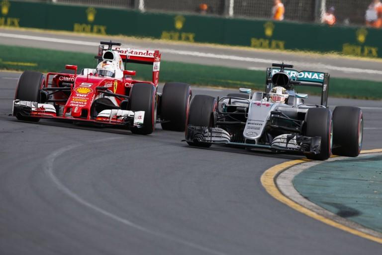 A Mercedes szerint remek az új gumiszabály