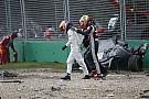 Mi lett volna, ha Alonso McLaren-Hondáján ott lett volna a halo a boruláskor?