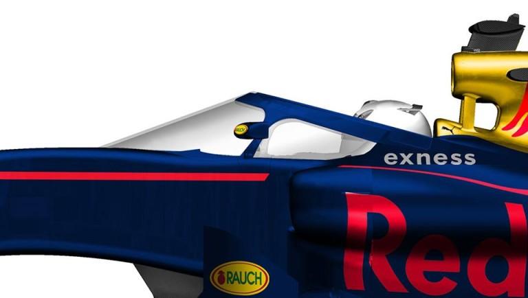 """Ricciardo és Kvyat is """"kipróbálta"""" már a Red Bull alternatíváját a Halóra"""