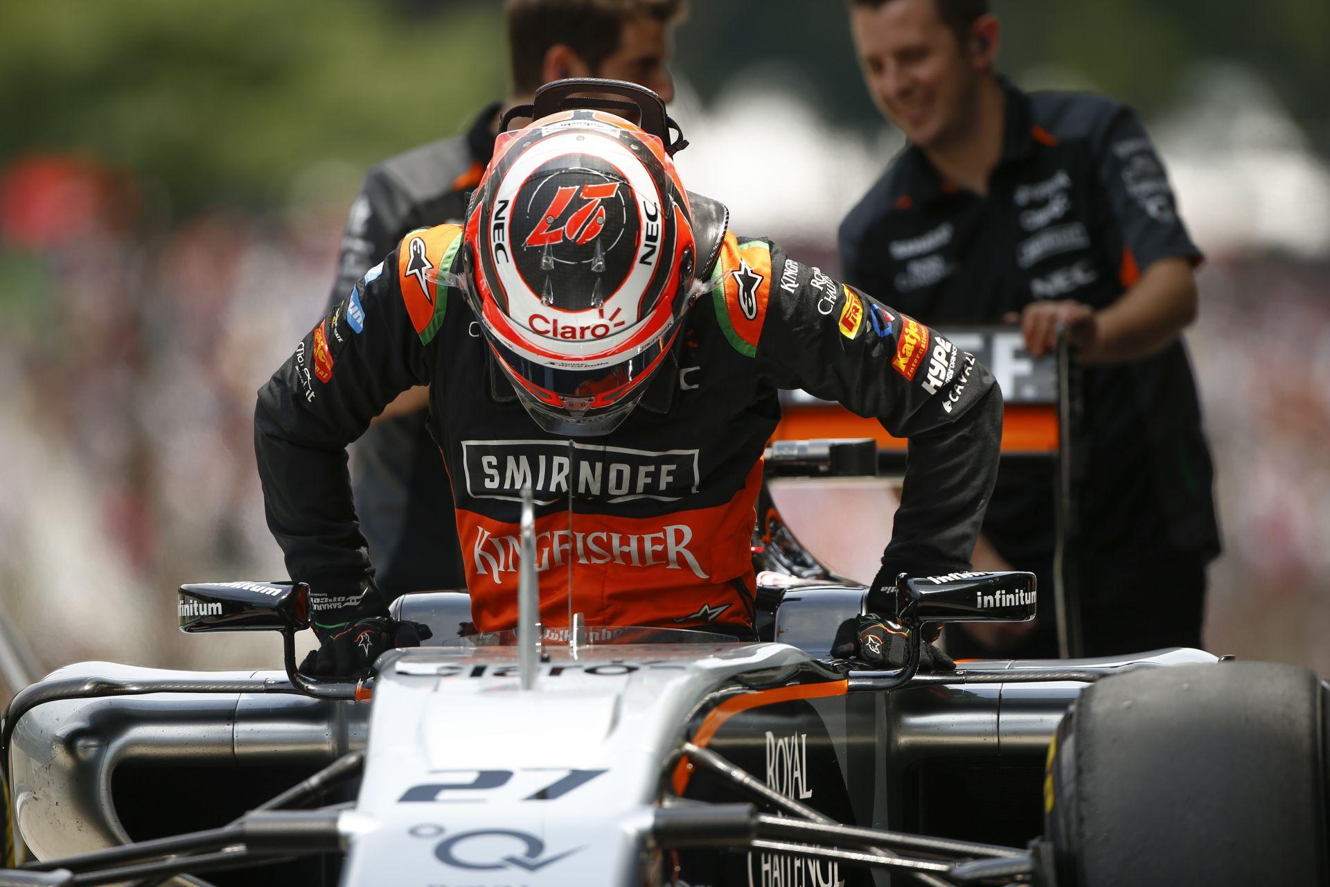 Hülkenberg ki van éhezve a sikerre: 2016-nak kell lennie a legjobb F1-es évnek