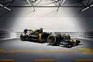 Stúdióképeken a Renault Sport F1 Team 2016-os versenygépe