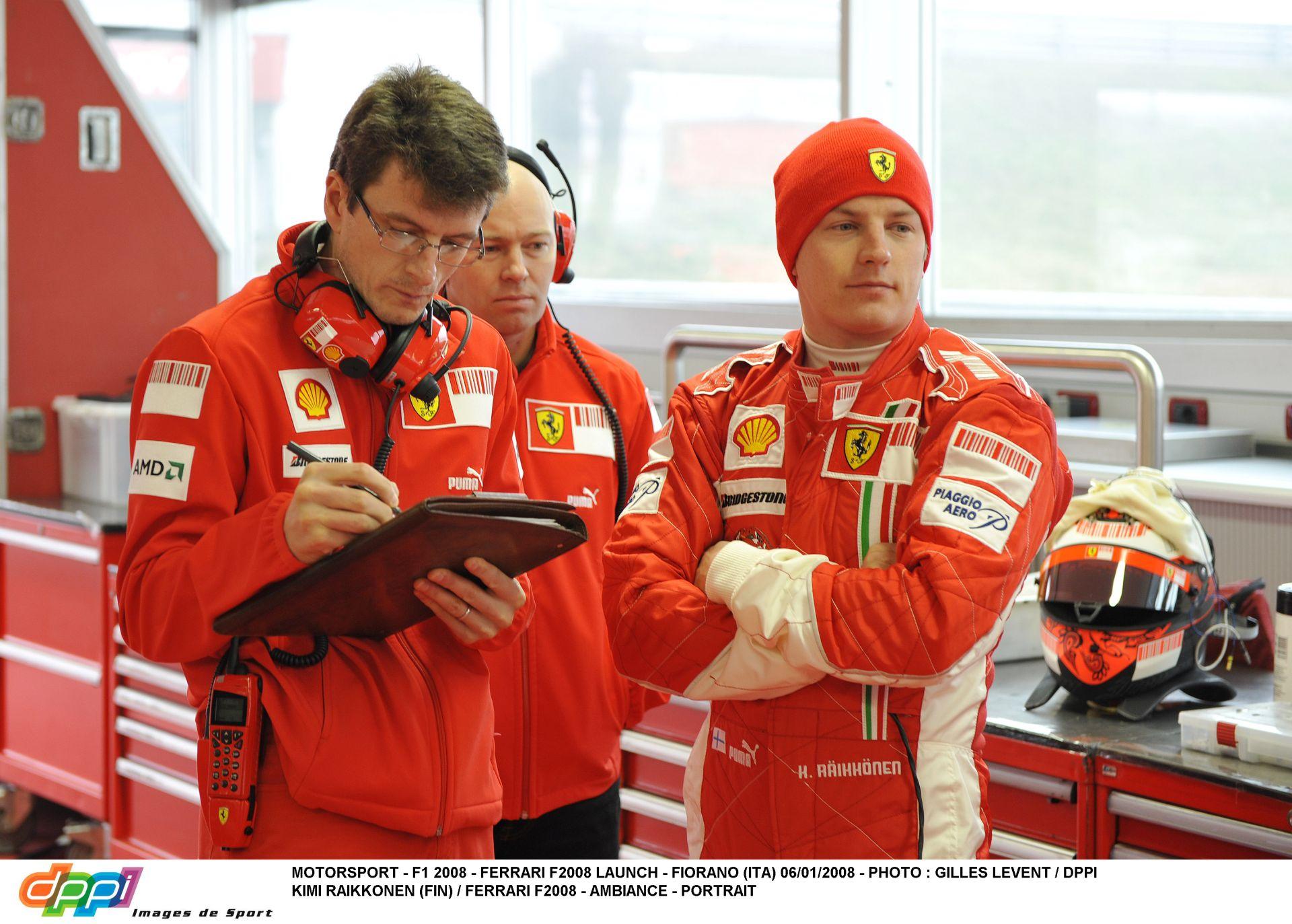 A Ferrari korábbi főmérnöke csatlakozik a Renault-hoz!