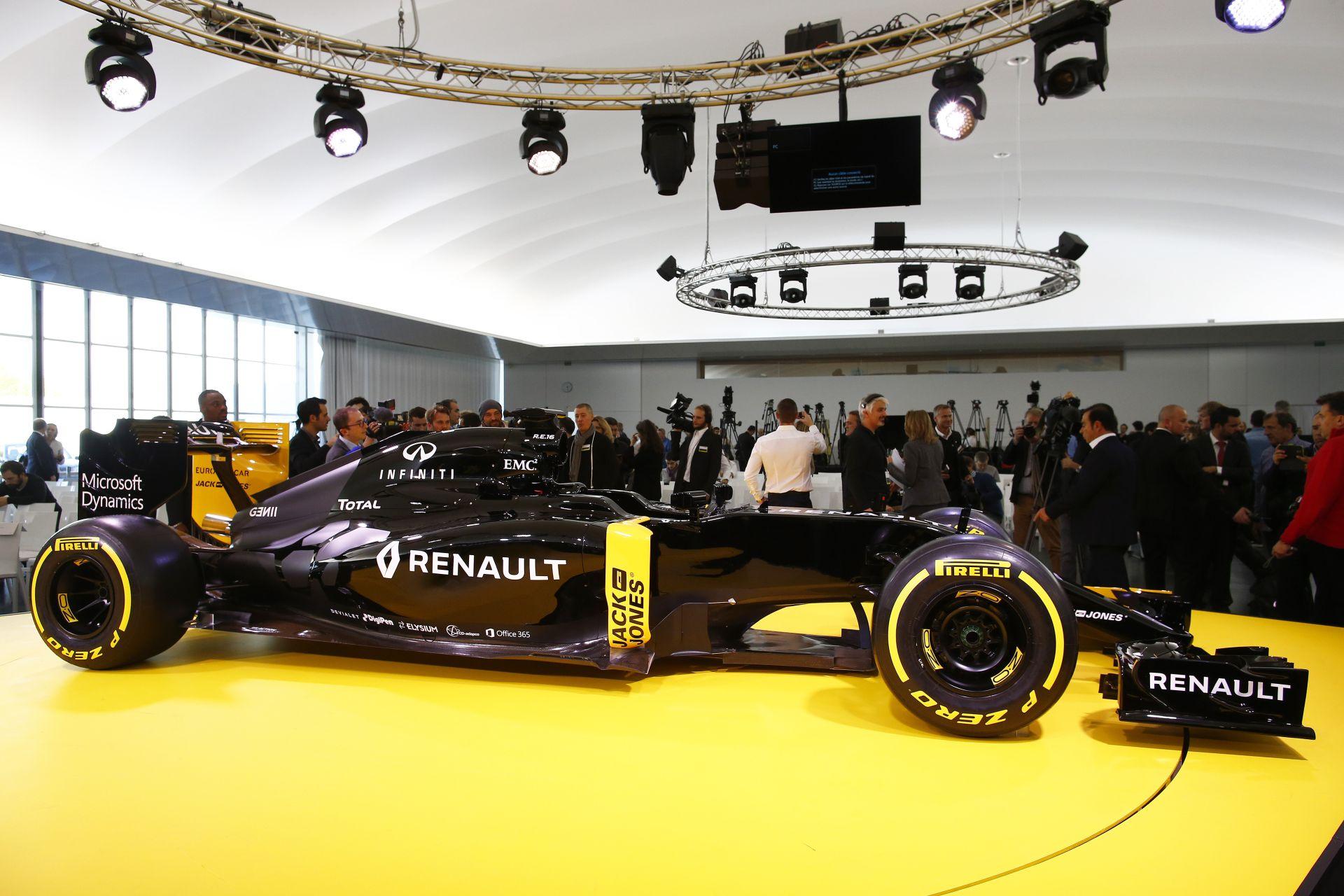 Renault: beszélhetünk számokról, az a lényeg, mit mutatsz a pályán