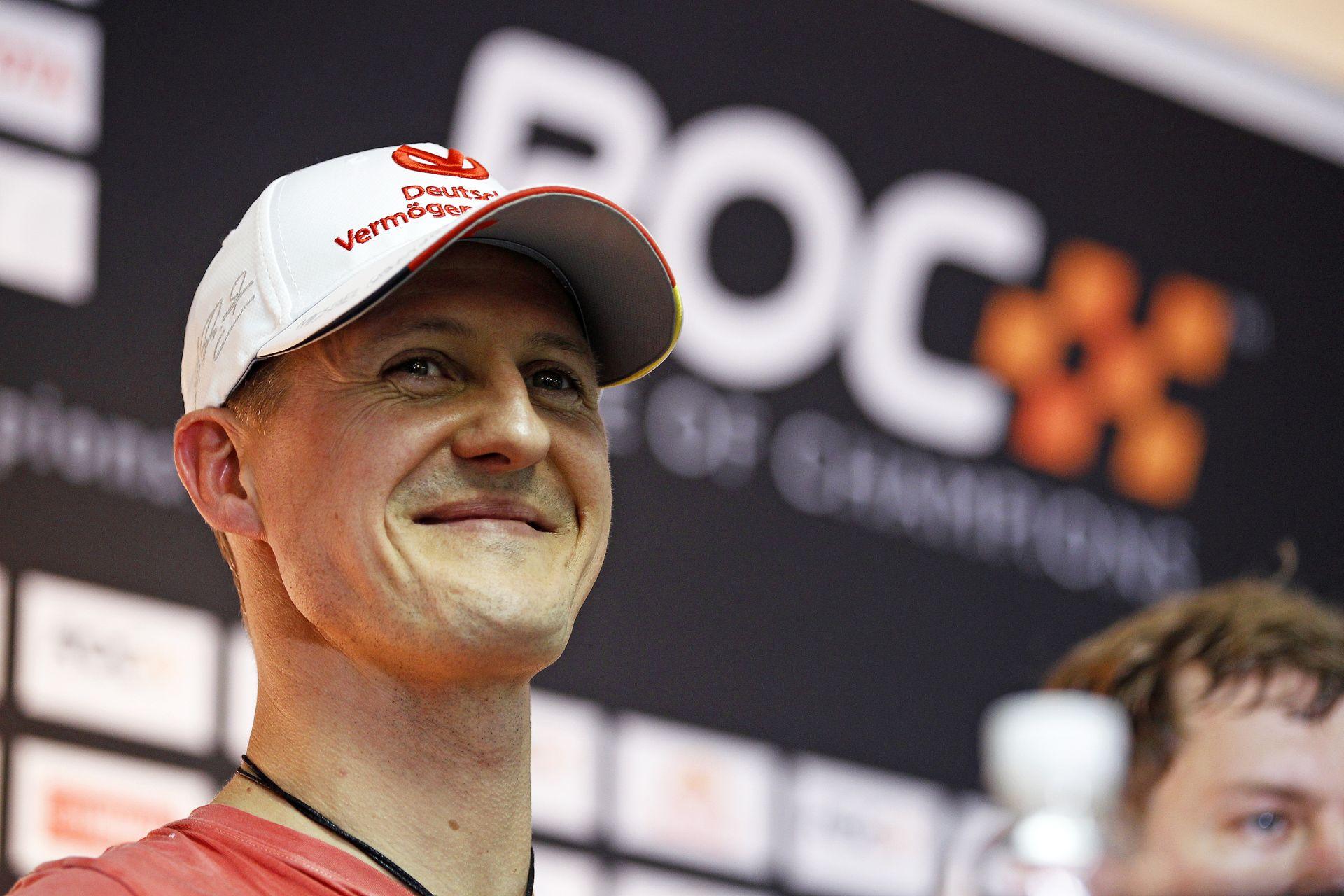 Schumacher még most is annyit kaszál, hogy családja könnyen fedezni tudja a rehabilitációt!