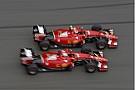 Räikkönen Vettel mögött a második számú pilóta a Ferrarinál?