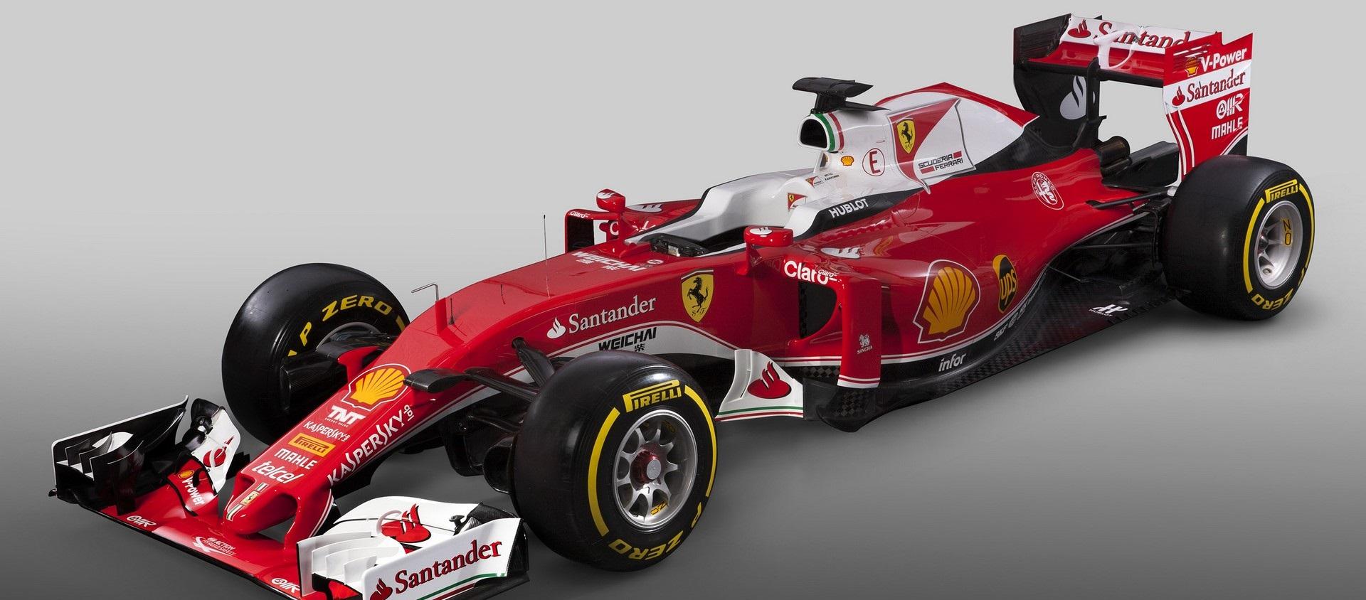 Itt az első kémvideó a 2016-os Ferrariról: Vettel és Raikkönen a pályán