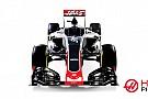 Videó, ahogy a Haas F1 Team gépe elhúz a barcelonai egyenesben