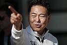 Juszuke Haszegawa lett Arai utódja a Honda F1-részlegénél