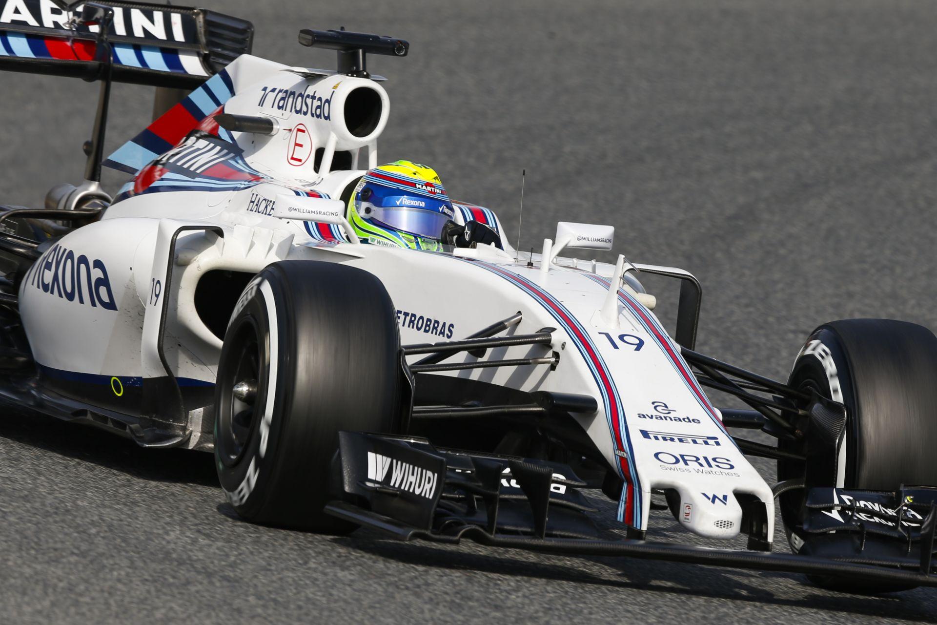 Massa szerint káoszhoz fog vezetni az új F1-es időmérő rendszer