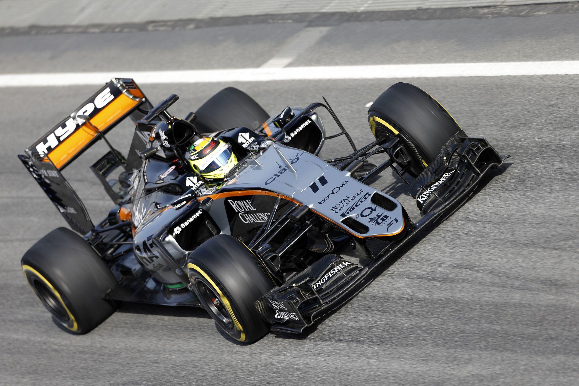 """Force India: """"Még jöhet a Force India…"""""""