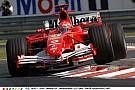 16 perc kőkemény Forma-1: Michael Schumacher, V10, Hungaroring