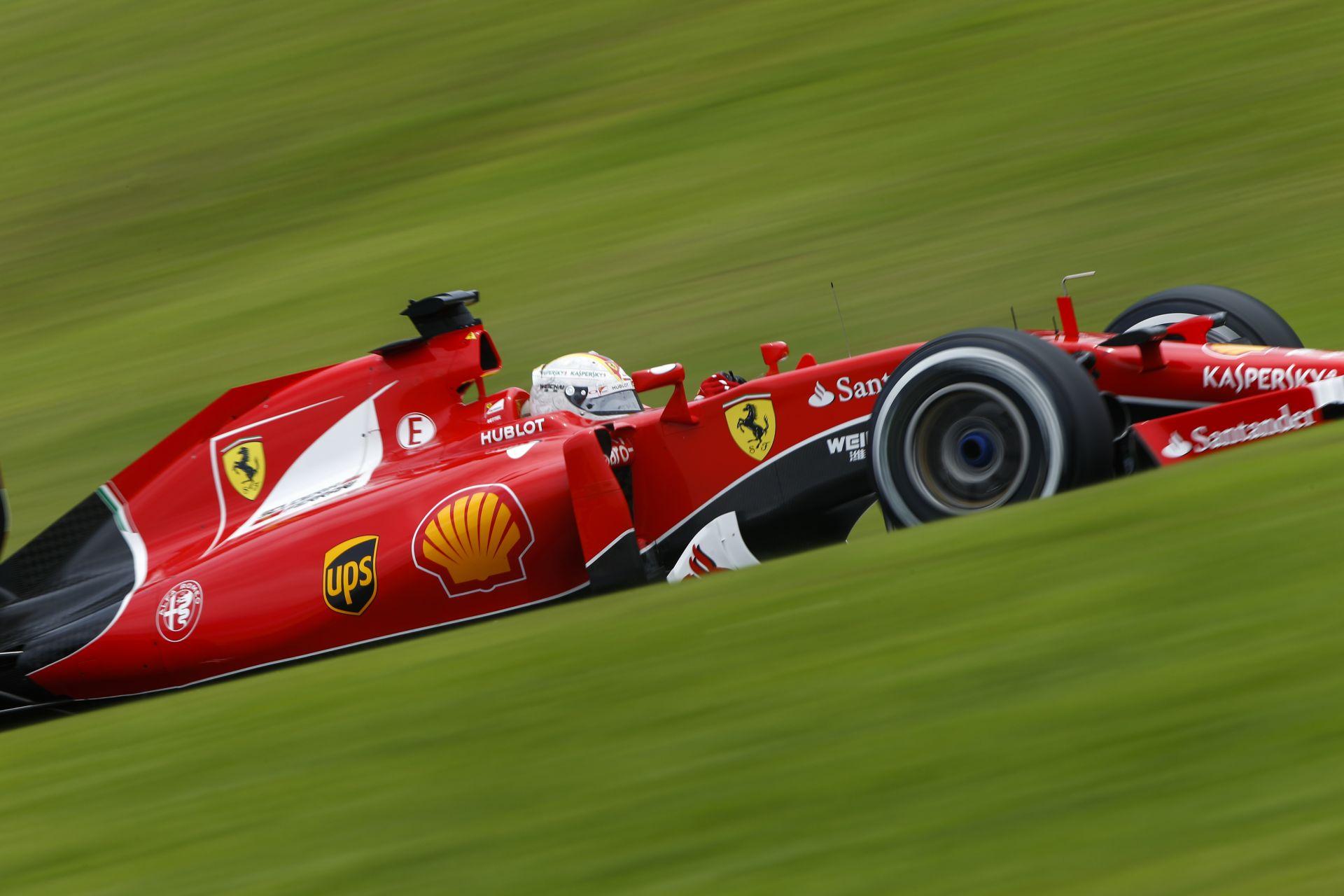 Ferrari: nincs azzal baj, hogy az elnök magasra tette a lécet