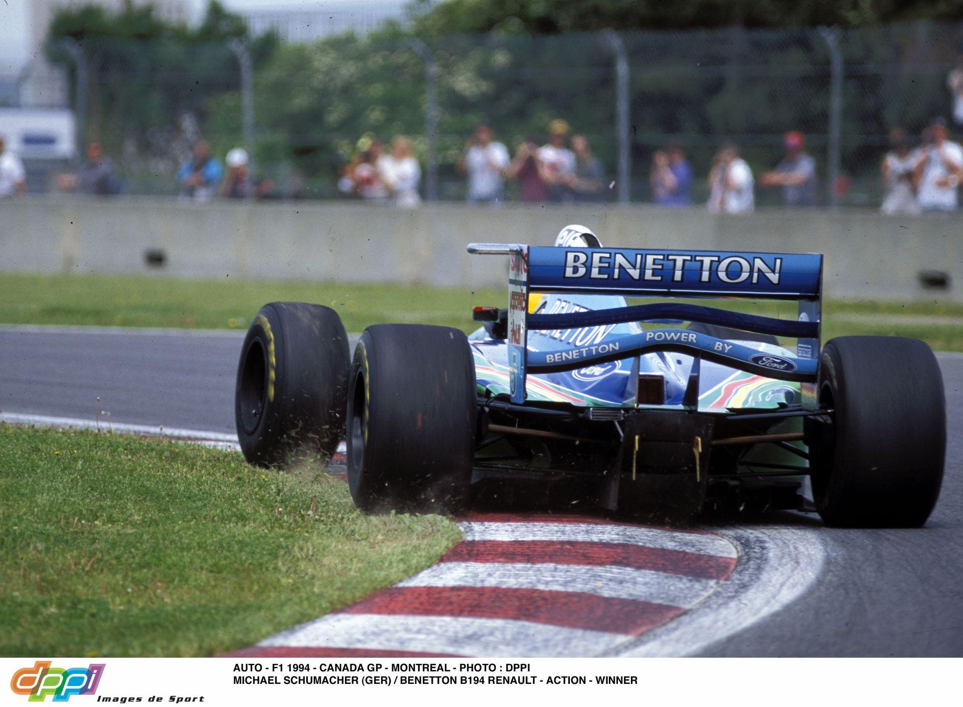 Schumacher egy szinten Sennával a visszajelzések terén