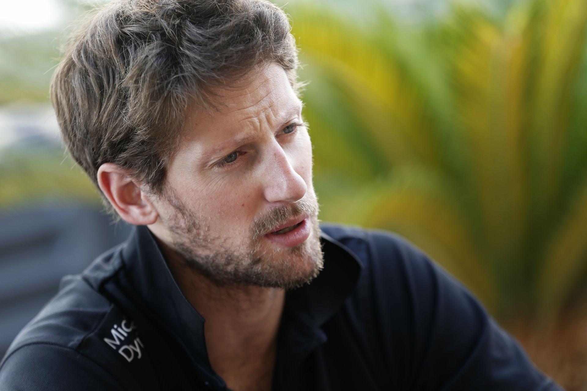 Grosjean segített a Haas Racingnek Gutierrez kiválasztásában!