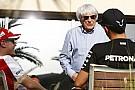 """Ecclestone: """"Bárcsak ne a Mercedes győzne 2016-ban a Forma-1-ben…"""""""