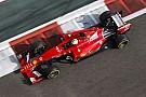 Az első 2016-os teszt a Ferrari és Vettel nevéhez fűződik!